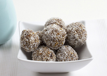 Power Bliss Balls